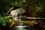 Waterfalls Stock