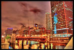 Chicago River HDR