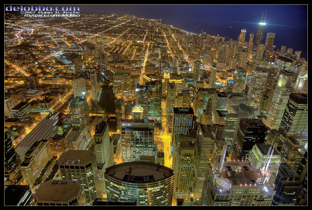 Chicago HDR 03 by delobbo