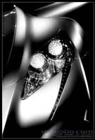 Lexus LF-A closeup by delobbo