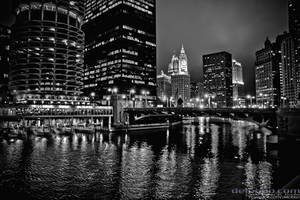 Chicago_bw by delobbo