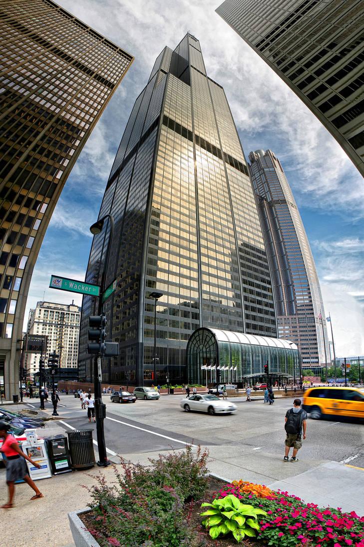 Sears Tower the massive 2 by delobbo