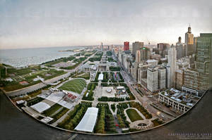CaptureMyChicago cover by delobbo