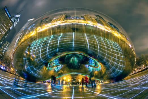 Luftwerk 'Luminous Field' Exhibit v1
