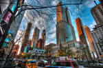 Magnificent Mile HDR