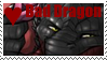 Bad Dragon stamp by Featherkissed