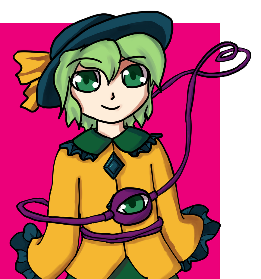 Just a Regular Koishi by exfodes