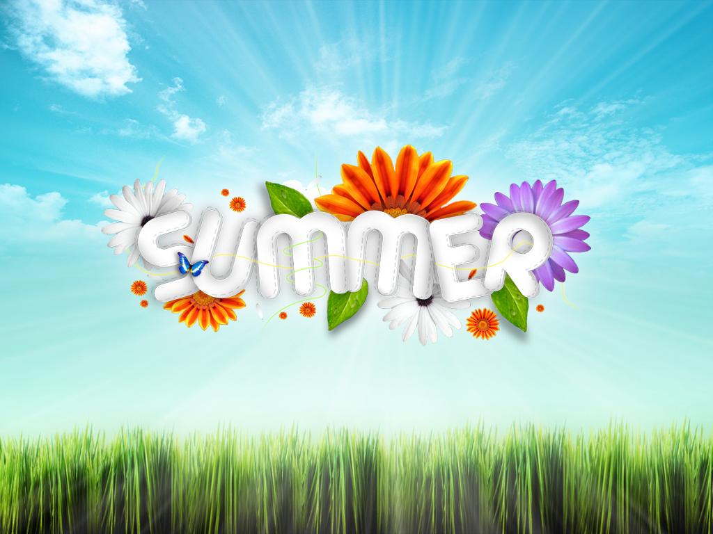 Summer Wallpaper by SpecNa