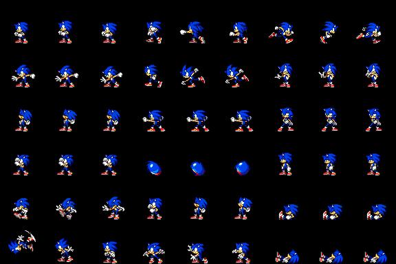 Sonic Side View Battle for RPG Maker MV by Xabring on DeviantArt