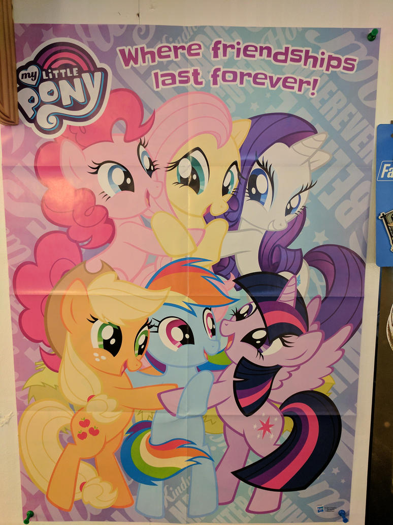 MLP Poster! :D by CatusDruidicus