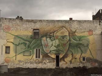 Sad Grafitti by Merkosh