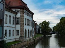 Am Neckar by Merkosh