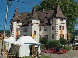 Schloss Schmieheim by Merkosh