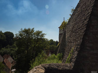 Townwall by Merkosh