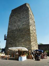 Roter Turm by Merkosh