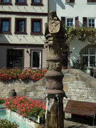 Loewenbrunnen by Merkosh