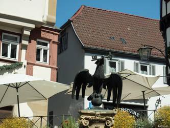 Adlerbrunnen by Merkosh