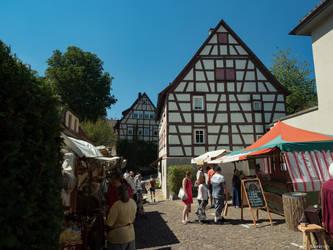 Zunft- und Tandelmarkt by Merkosh