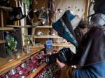 Photographing Viking by Merkosh
