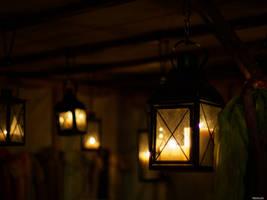 Lamplight by Merkosh