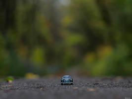 Long road by Merkosh