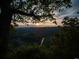 Sonnenuntergang by Merkosh
