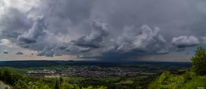 Stormclouds by Merkosh