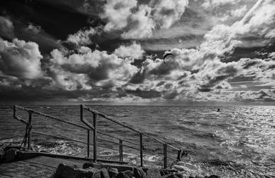Tag am Meer by Merkosh