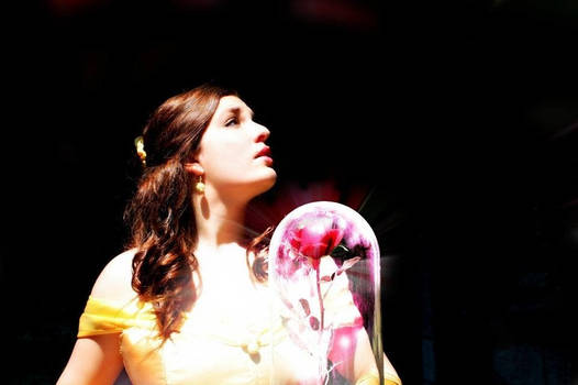 Princess Belle Cosplay - Hideously Ugly
