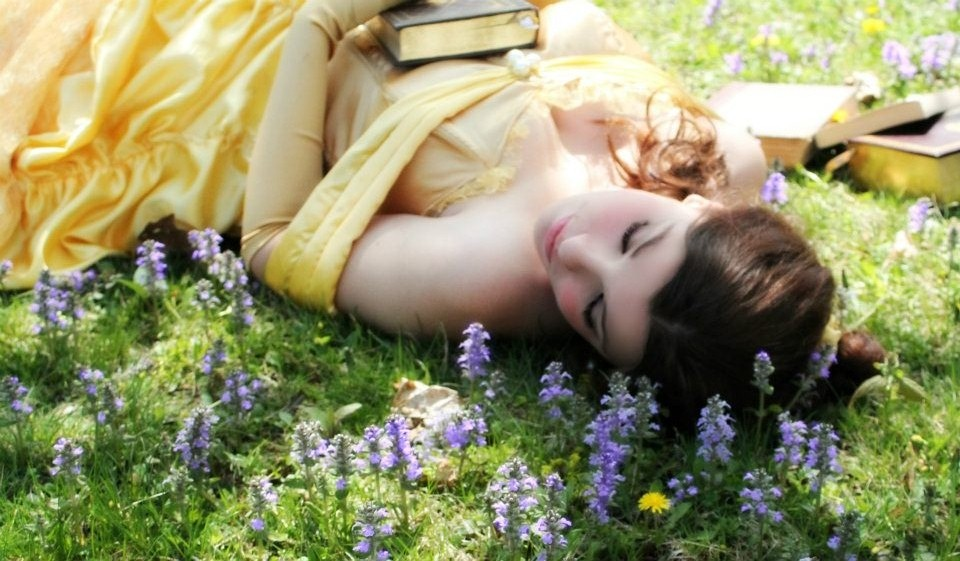 Princess Belle Cosplay - Once Upon A Time... by SparrowsSongCosplay