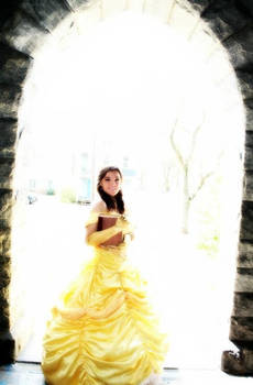 Princess Belle - I Want Adventure