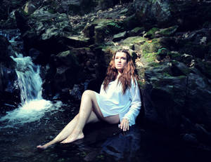 Syrena Cosplay - A Mermaid's Tear