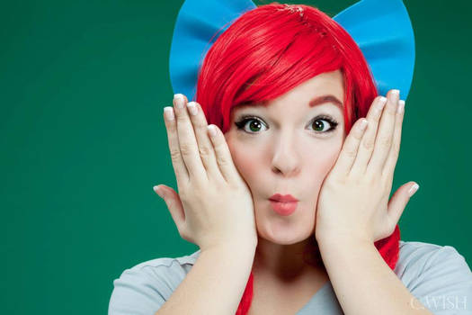 Princess Ariel Cosplay - Don't Be Sucha Guppy!