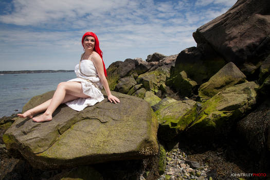 Princess Ariel Cosplay - Part of This World
