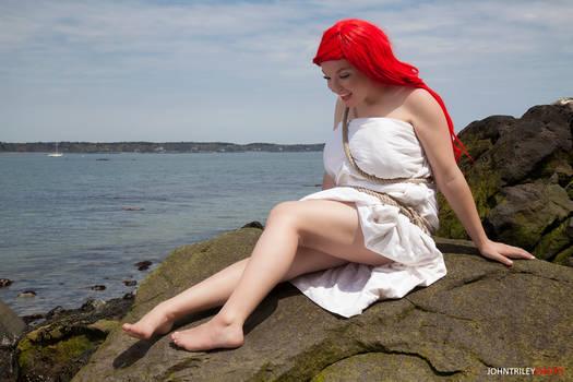 Princess Ariel Cosplay - Oh, Feet