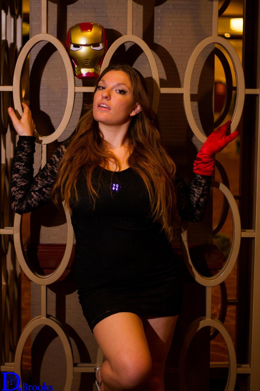 Femme Tony Stark Cosplay - Billionaire by SparrowsSongCosplay on ... Tony Stark Cosplay