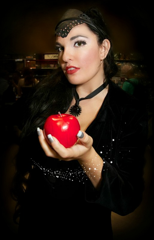 Evil Queen Regina Cosplay - Poison by SparrowsSongCosplay