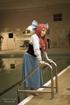 Princess Ariel Cosplay - Whadda ya call 'em?