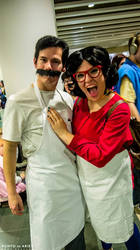 Bob's Burgers Cosplay - Ahwwww, Bobby! by SparrowsSongCosplay