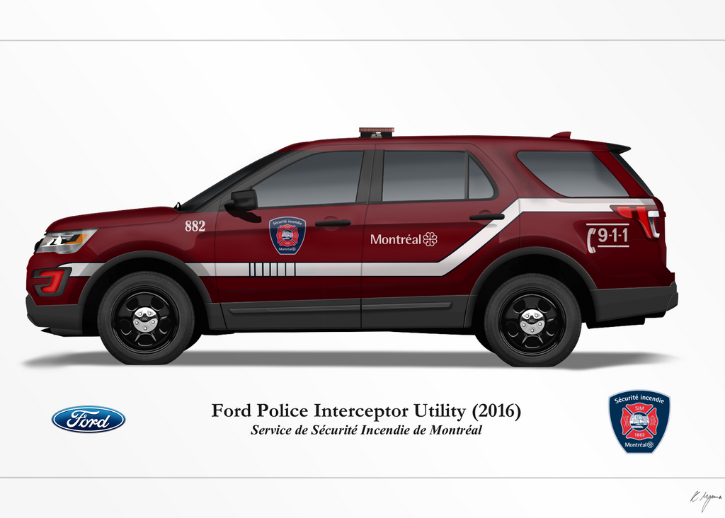 2018 Ford Police Interceptor | 2018, 2019, 2020 Ford Cars