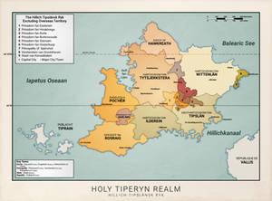 Tiperyn Political Map (Anterra)