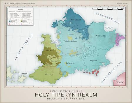 Tiperyn Linguistics - Atlas of Anterra