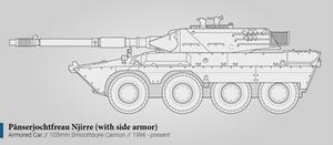 Panserjochtfreau Njirre A1 (Armored Car)