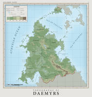 Daemyrs Topography (Commission)