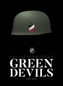 Fallschirmjager - Green Devils