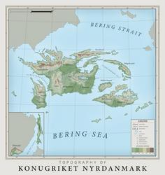 Nyardanmark Topography (Commission)