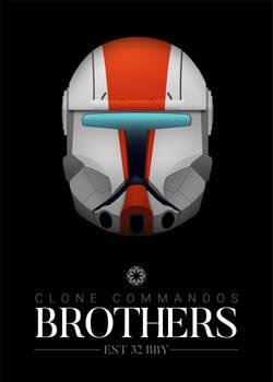 Clone Commandos - Brothers