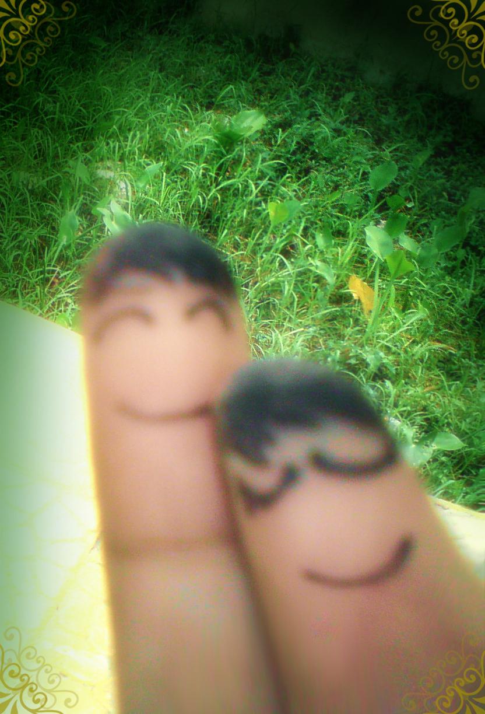 finger love