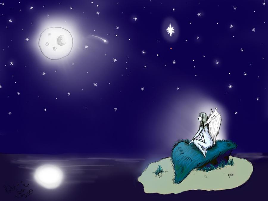 Moonlight by PatriciaSorlie