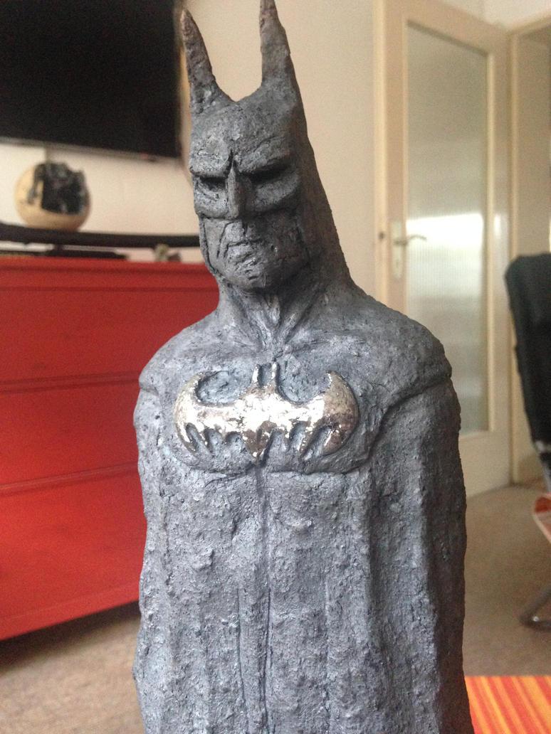 Batman by Eastmolschd